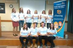 P03.A fertődi Porpáczy-iskola győztes csapata